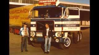getlinkyoutube.com-Trucking from Finland to Europe 1978-1985 1/3