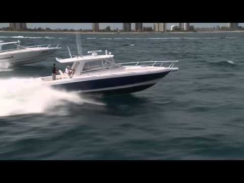 Gyro Stabilizer on Intrepid Powerboats 390 Sport Yacht intrepidpowerboats ...