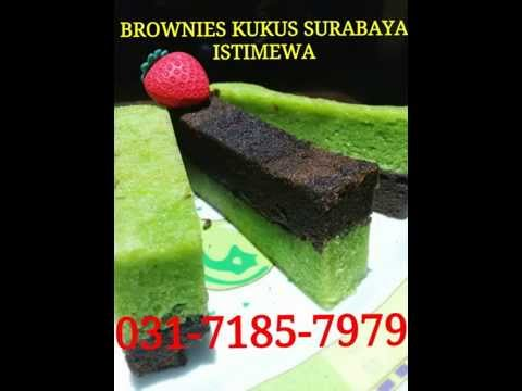 by brownies kukus surabaya coklat pandan