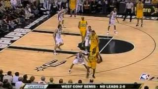 getlinkyoutube.com-Chris Paul 35 points highlights vs Spurs (game 3 of 2008 playoffs)