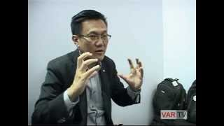 Andrew Koh, Senior Director, Image Communications Products, Canon India
