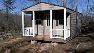 getlinkyoutube.com-Tiny Homes: Mortgage-Free And NO Utility Bills - Off The Grid, Self Sufficient Living!