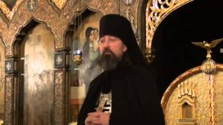 Проповедь архимандрита Филиппа на Чине прощения 22.02.2015