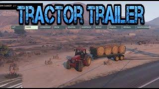 getlinkyoutube.com-GTA V Mods (Tractor trailer)