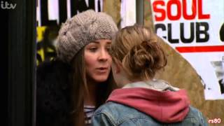 getlinkyoutube.com-Coronation Street - Maddie Kisses Sophie