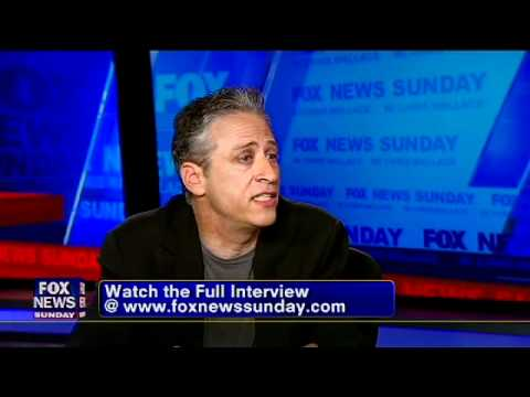 Part Three: Jon Stewart Goes on the Attack, Tells Chris Wallace 'You're Insane'