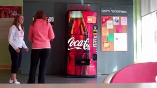 getlinkyoutube.com-Coke Happiness Machine at BGSU