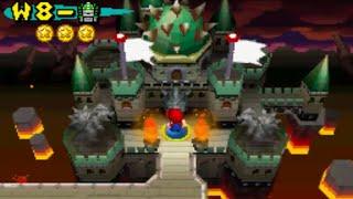 getlinkyoutube.com-New Super Mario Bros - World 8 Final Castle