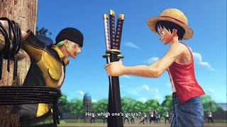 getlinkyoutube.com-One Piece: Pirate Warriors 3 (PC/Steam) - Prologue - Episode 1: Romance Dawn