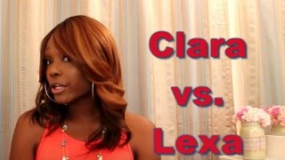 getlinkyoutube.com-Freetress Equal Clary vs. Milky Way Lexa