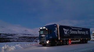 getlinkyoutube.com-Winter Trucking in Northern Scandinavia.