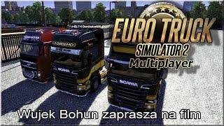 "getlinkyoutube.com-Euro Truck Simulator 2 [MP] - #122 ""Konwój z ELT"""