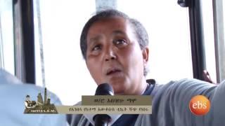 getlinkyoutube.com-Tezitachen on EBS SE 4 EP 5:  History of Anbesa Autobus