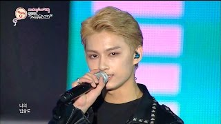 getlinkyoutube.com-【TVPP】Jun,Mingyu(Seventeen) – MY Ear's Candy, 준,민규(세븐틴) - 내 귀에 캔디 @ 2016Thank you festival
