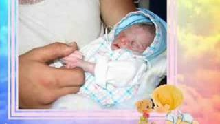getlinkyoutube.com-Baby Amanda Memorial - In the Arms of an Angel