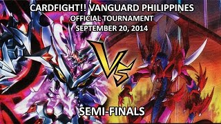 getlinkyoutube.com-Glendios Vs Overlord - Cardfight!! Vanguard Philippines