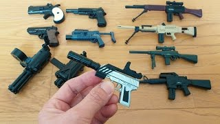 getlinkyoutube.com-My toy guns collection!Mini pistol BB gun
