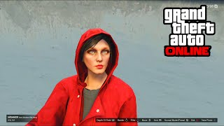 getlinkyoutube.com-GTA 5 Wear Hoods Without Masks Tutorial! (GTA 5 Online Hoodie Glitch)