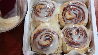 سينامون رول / Cinnamon Roll recipe - سهل و سريع - Easy and fast