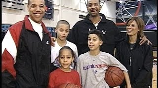 getlinkyoutube.com-Off the Hardwood Eps 123 Dell Curry & Stephen Curry