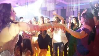 "getlinkyoutube.com-وشوشة |  رقص فيفي عبده  و وفاء عامر في فرح "" آيتن و محمد ""  |Washwasha"