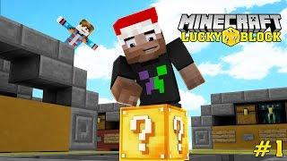 getlinkyoutube.com-Oops Club Minecraft Lucky Block Challenge - Tập 1: Sự trở lại của Buron cùng Oops Club