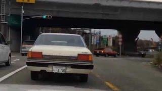 getlinkyoutube.com-旧車 日産 グロリア 430  トヨタ クレスタ GX61 80sカー