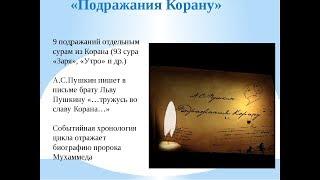 getlinkyoutube.com-А.С.Пушкин. Подражание Корану