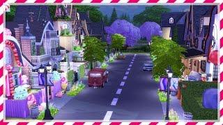 getlinkyoutube.com-The Sims 4 l Strange Street Walkthrough