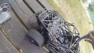 getlinkyoutube.com-Team Associated Sc8.2e Speed run with Stock Electronics