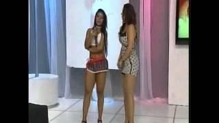getlinkyoutube.com-Manias de Voce 10-10-13 - Rayhellen Andrade matando sainha e dançarina Paredão Nick Sol