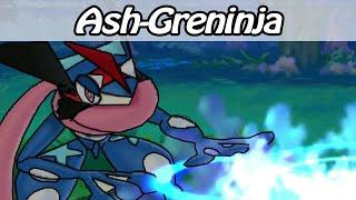 getlinkyoutube.com-Ash-Greninja - Pokemon Omega Ruby and Alpha Sapphire (Hack)