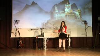 getlinkyoutube.com-Diandra Mihaela Bancu in recital la Festivalul Bran Winter Fest