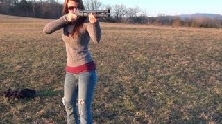 LONG RANGE SLUGS WITH KIRSTI
