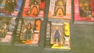 getlinkyoutube.com-Dragon Ball Z S.H. Figuarts Collection Update December