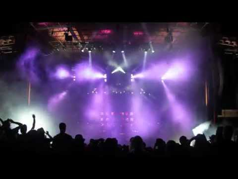 The Glitch Mob - Seven Nation Army Remix Live @ Red Rocks