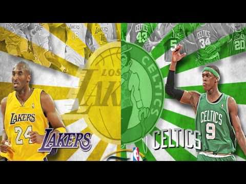 Federico Buffa - Celtics vs Lakers