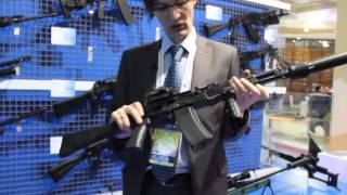 getlinkyoutube.com-StratPost   All the Kalashnikovs in one place