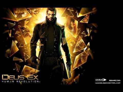Deus Ex 3 Human Revolution Soundtrack - Icarus (Main Theme)