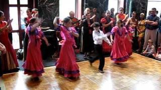 getlinkyoutube.com-4/4 Traditional Flamenco Dancing @ The Embassy of Spain, Washington, DC  5/09/09