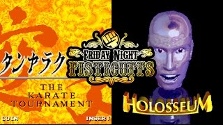 getlinkyoutube.com-Friday Night Fisticuffs - Karate Tournament / Holloseum