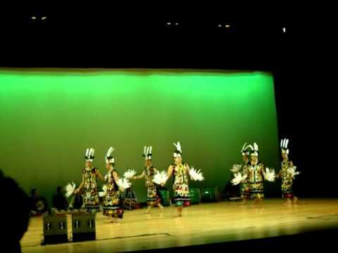 Tari Enggang - Kalimantan Timur