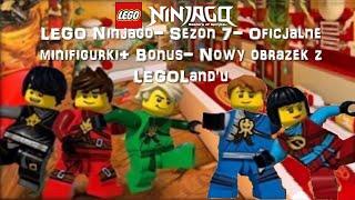 getlinkyoutube.com-LEGO Ninjago- Sezon 7- Oficjalne minifigurki+ Bonus- Nowy obrazek z LEGOLand'u