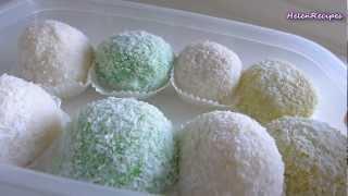 getlinkyoutube.com-Snowball cake - Bánh bao chỉ