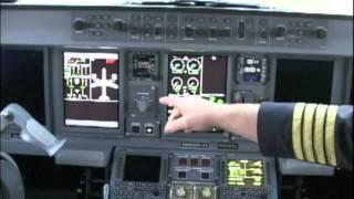 getlinkyoutube.com-Morning Prep & Power Up of Embraer 170