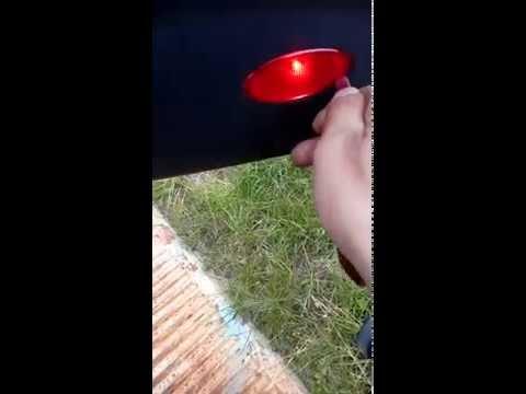 Лампочки светодиоды в двери Chery Tiggo FL