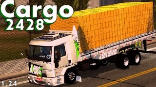 FORD CARGO 2428 // BY:PISC GAMES // ETS2 1.23