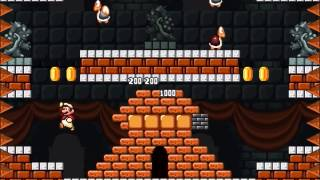 Mario Forever: Decasamsara Worlds World 8 MarioX7 [HD]