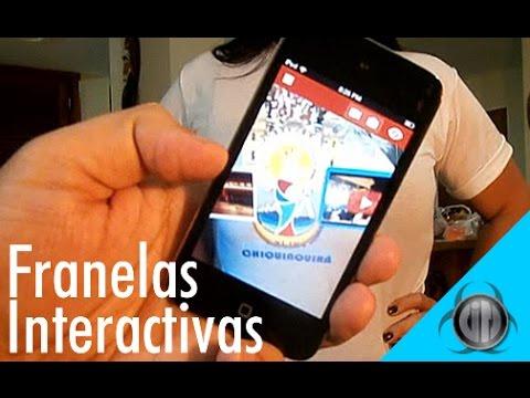 Franelas Interactivas  Ivansmedia.net