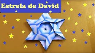 COMO FAZER A ESTRELA DE DAVID